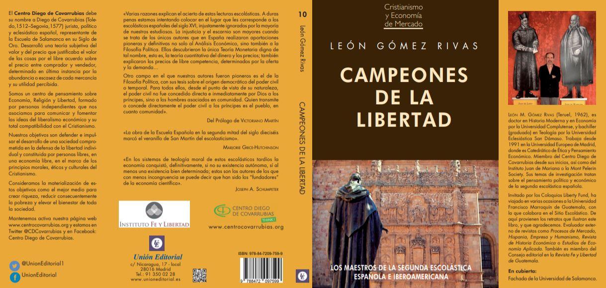 CAMPEONES DE LA LIBERTAD